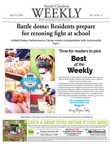 South Charlotte Weekly