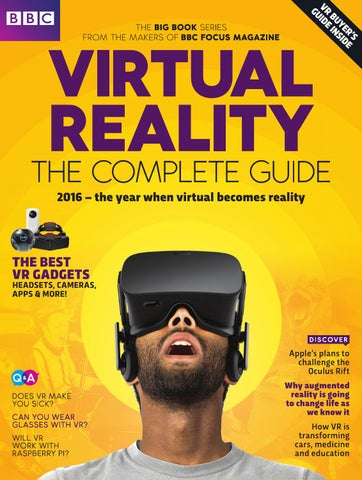 Virtual Reality - The Complete Guide sampler