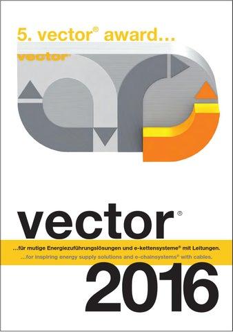 vector award 2016 by perey-medien - issuu