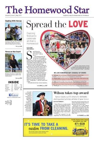 Homewood Star May 2016 By Starnes Media Issuu