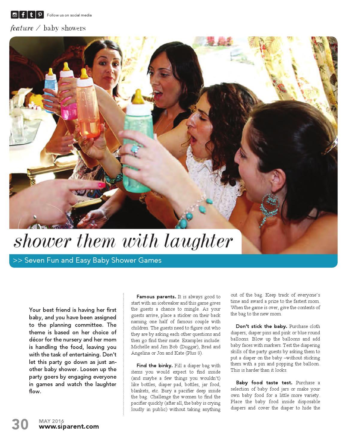 Staten Island Parent Magazine May 2016 By Staten Island