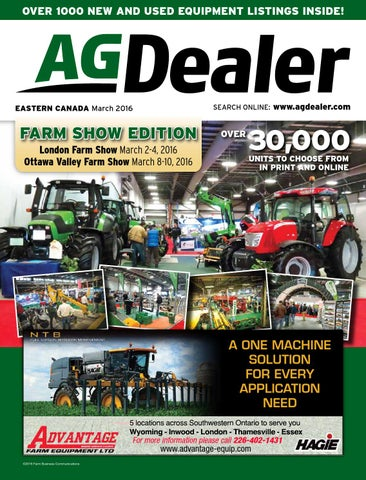 Farm Show East, March 2016 by Farm Business Communications