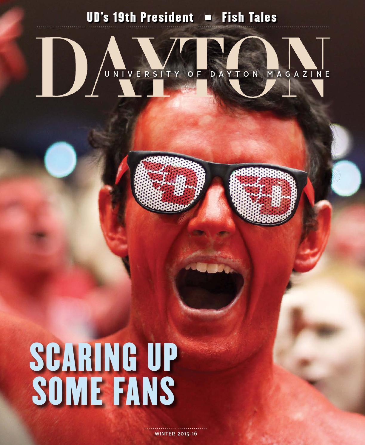 0ec0be4640 University of Dayton Magazine. Winter 2015-16 by eCommons - issuu