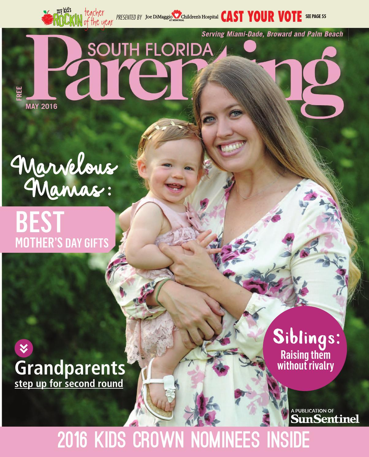 fcdbf8670e5a South Florida Parenting May 2016 by Forum Publishing Group - issuu