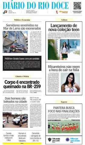 e7c664c062f Diário do Rio Doce - Edição de 24 04 2016 by Diário do Rio Doce - issuu