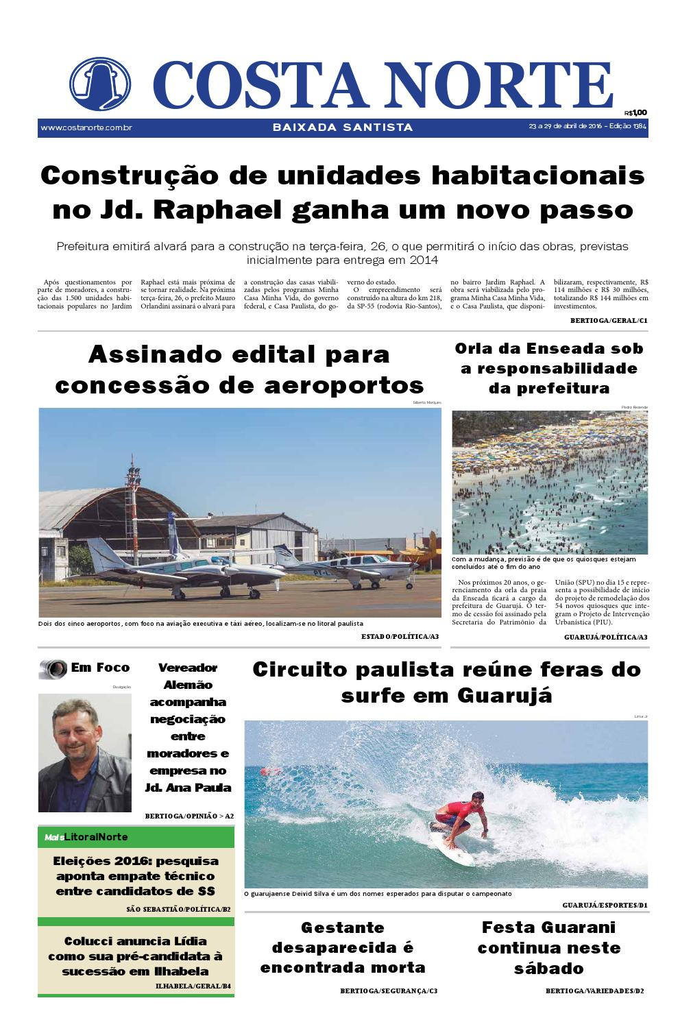 669f6492d Jornal costa norte 1384 by Costa Norte - issuu