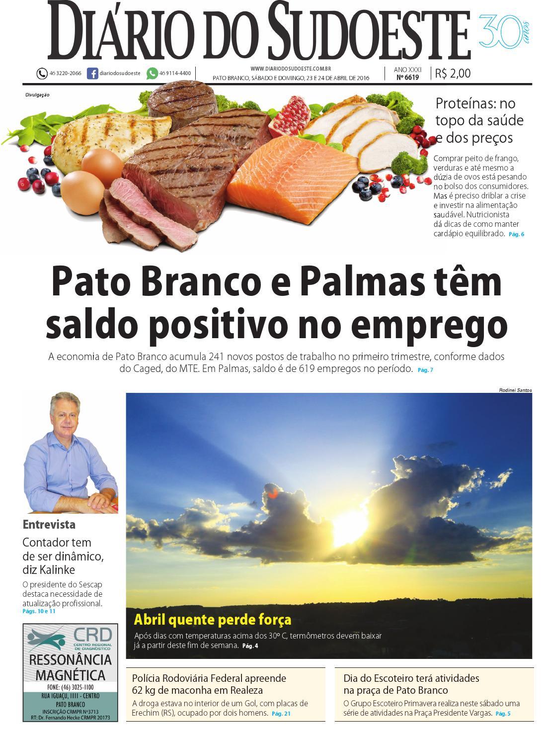 09994e637dc Diário do sudoeste 23 e 24 de abril de 2016 ed 6619 by Diário do Sudoeste -  issuu