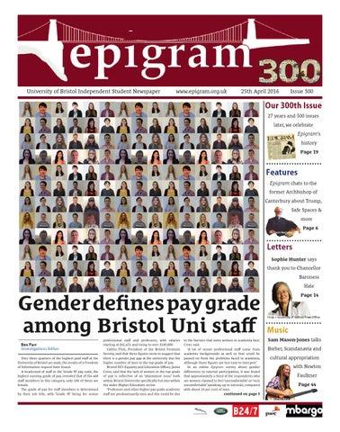 Epigram 300 By Epigram Issuu