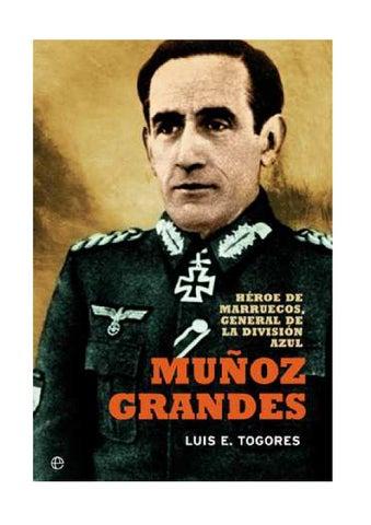 Munoz grandes by Crónica Nacional - issuu adf4bbb15cf