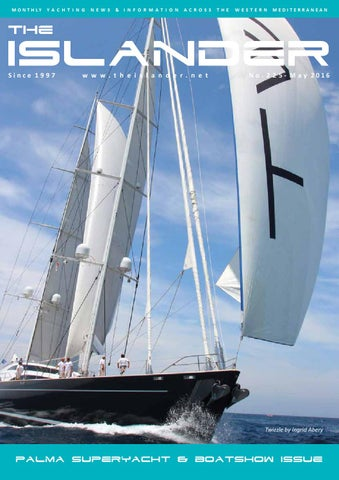 5b4d69d8e2c9 The Islander May 2016 by Simon Relph - issuu