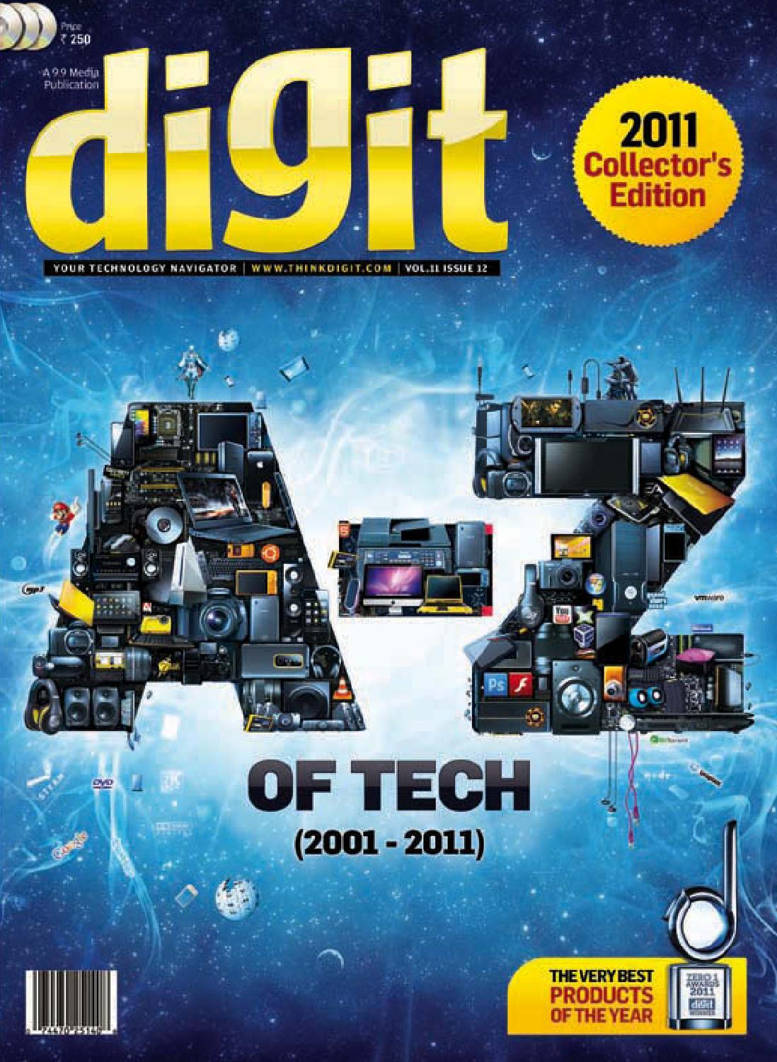 Thinkdigit Magazine 2011-12