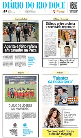 88340cf2371 Diário do Rio Doce - Edição de 24 04 2016 by Diário do Rio Doce - issuu