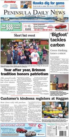 PDNN20160424J by Peninsula Daily News & Sequim Gazette - issuu