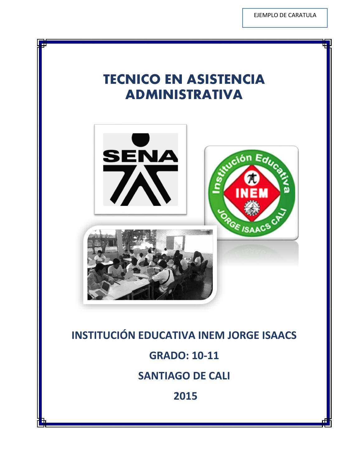 Ejemplo trabajo con normas icontec by alex zambrano - issuu