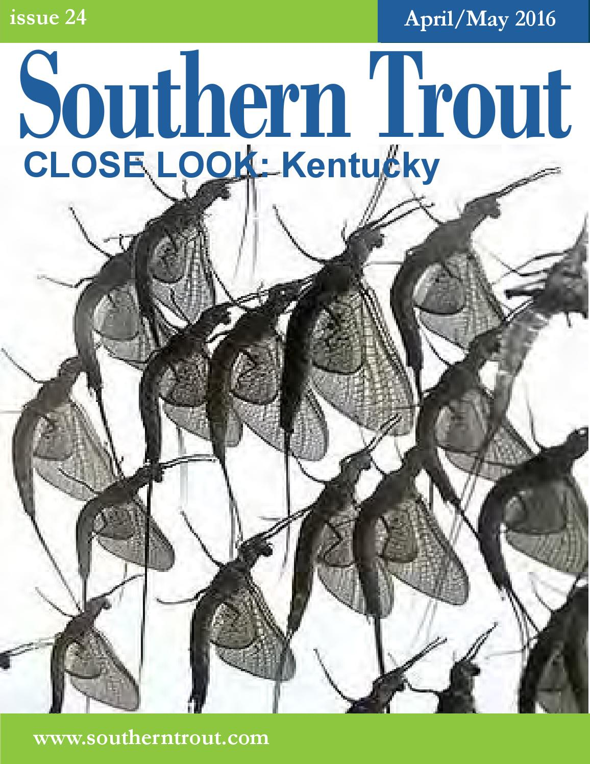 Southern Trout Magazine Issue 24 By Unlimited Llc Issuu Mom N Bab Short Tee Grey Jungle Explorer