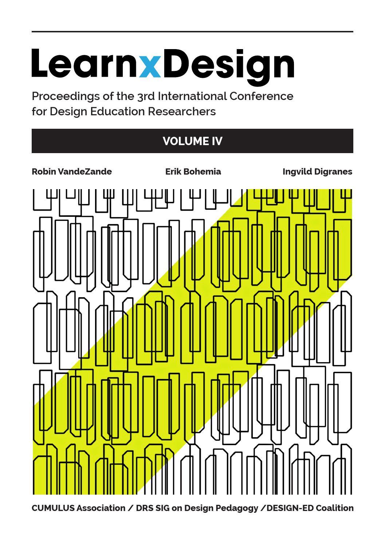 fb1fa6b94bd DESIGN-ED Presents: Learn x Design 2015 v4 by DESIGN-ED - issuu