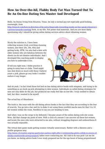 Beispiel der ersten E-Mail Online-Dating
