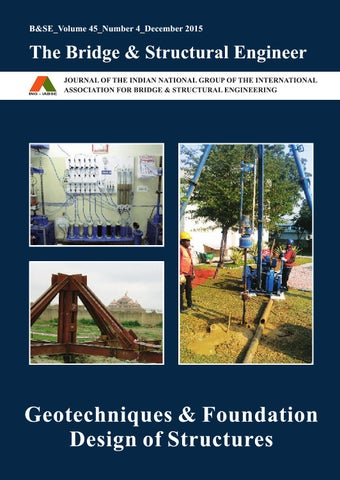 The Bridge Amp Structural Engineer By Iabse Issuu
