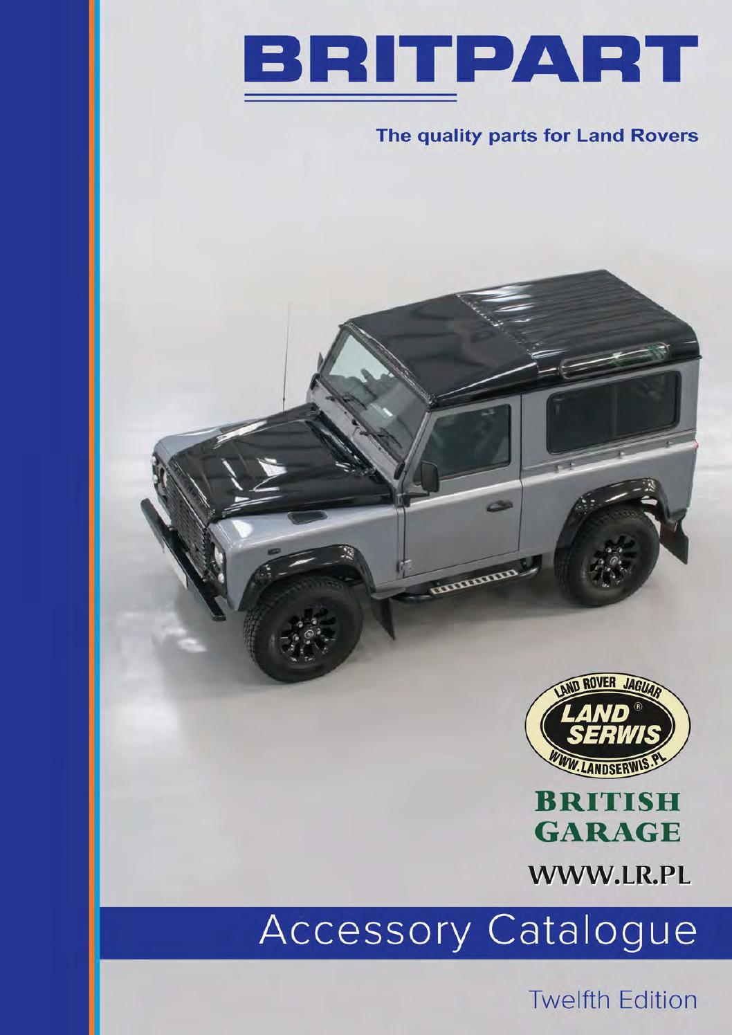 LAND ROVER FREELANDER UK SALES BROCHURE 1997 NEW OLD STOCK