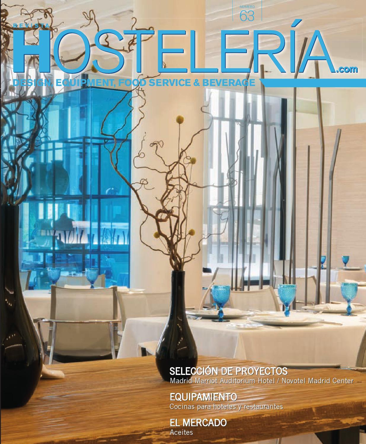 Hosteleria - nº 63 by Digital Newspapers S.L. - issuu