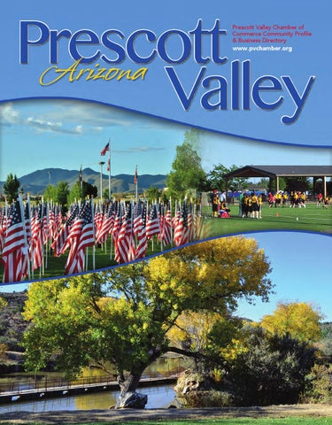 Prescott Valley Az Chamber Profile By Town Square