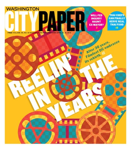 Washington City Paper (April 15, 2016) by Washington City