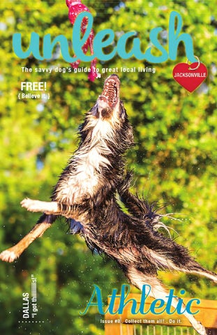Athletic issue by unleash jacksonville issuu the savvy dogs guide to great local living solutioingenieria Gallery