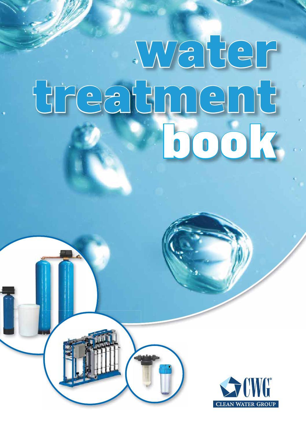 Cwg Water Treatment Book 2016 Eng By Mario Skrapec Issuu V10k Tri
