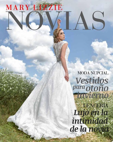 MARY LIZZIE NOVIAS   70 by Revista Mary Lizzie Novias - issuu 99aff3729768