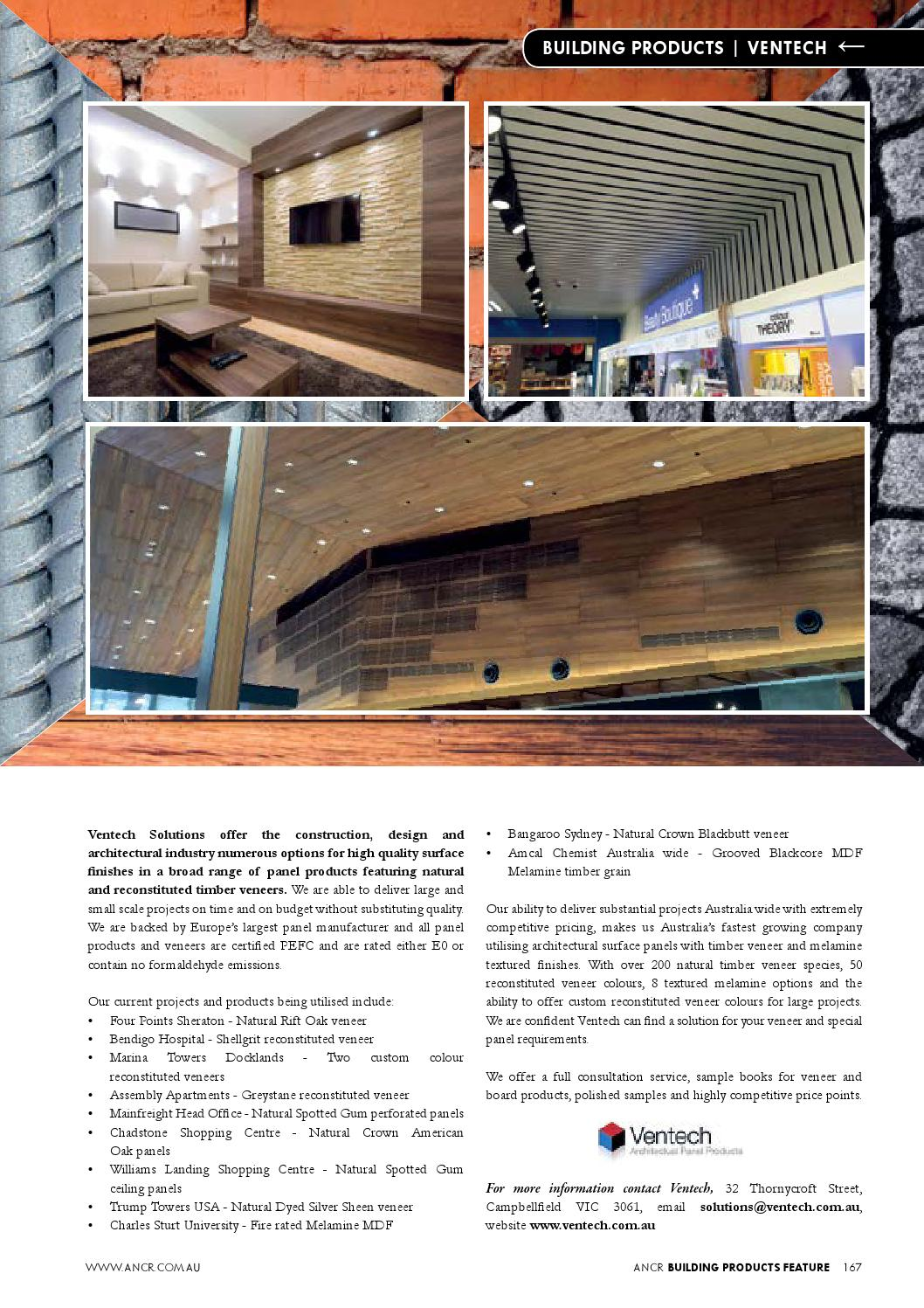 Australian National Construction Review by Trade Media Group