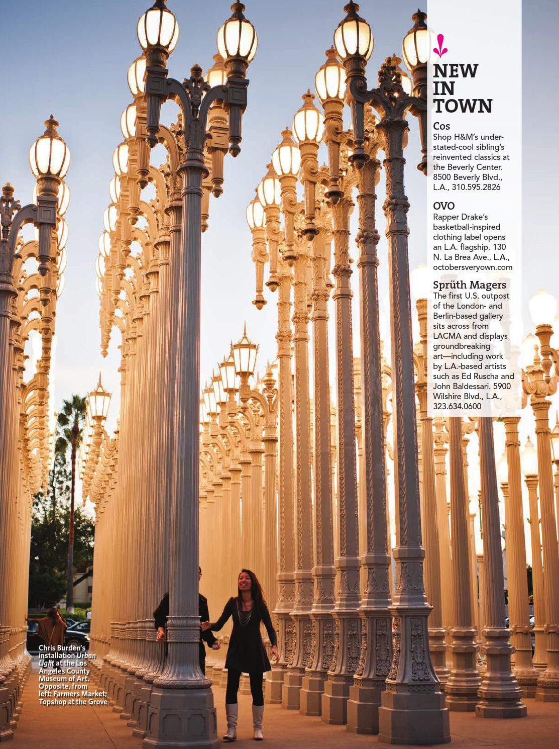 WHERE Los Angeles Magazine May 2016 by SoCalMedia - issuu