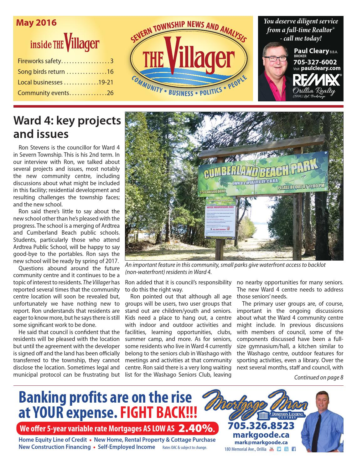 the villager 2016 may by villager community news issuu rh issuu com