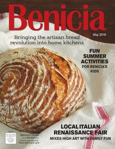 Benicia Magazine May 2016 By Polygon Publishing   Issuu