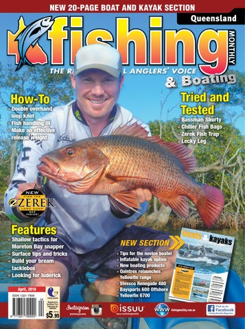 Queensland Fishing Monthly - April 2016 by Fishing Monthly - issuu
