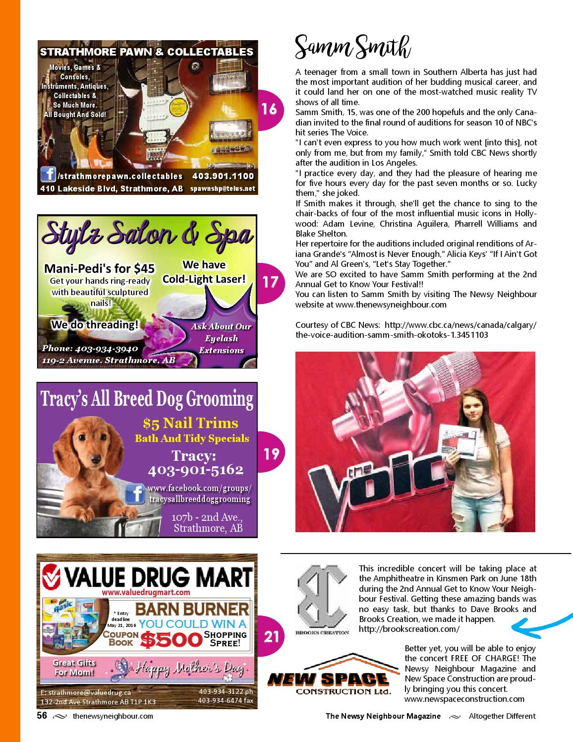The Newsy Neighbour MAY Issue 103 by The Newsy Neighbor - issuu