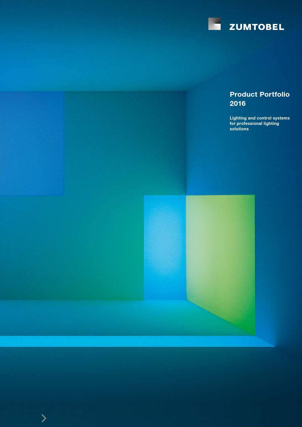Zumbotel Product Portfolio 2016 By E27 Issuu