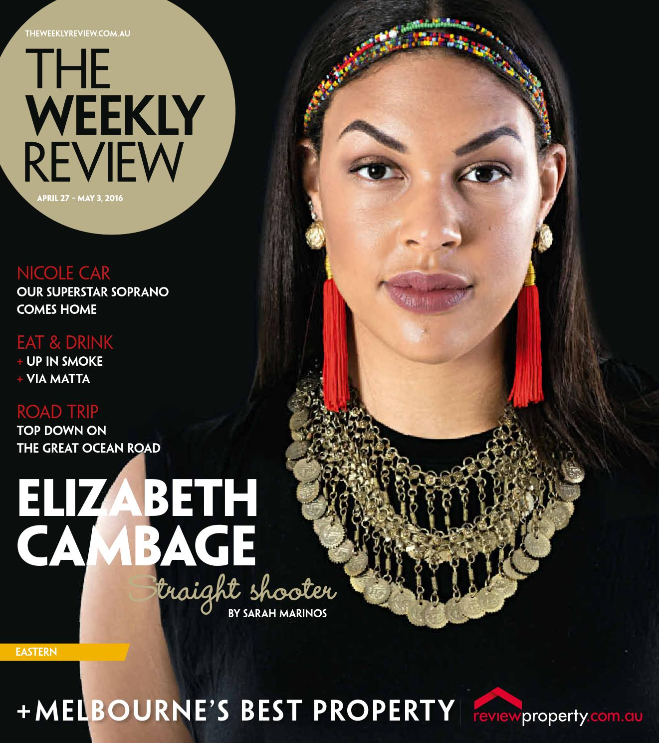 The Weekly Review Eastern by The Weekly Review issuu