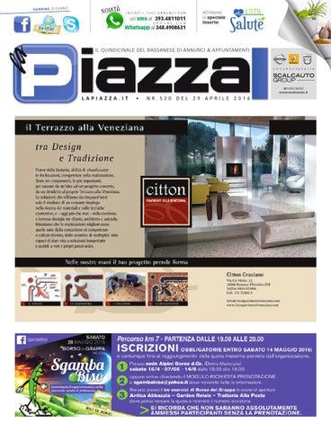 La piazza di bassano 520 by la piazza di cavazzin daniele   issuu