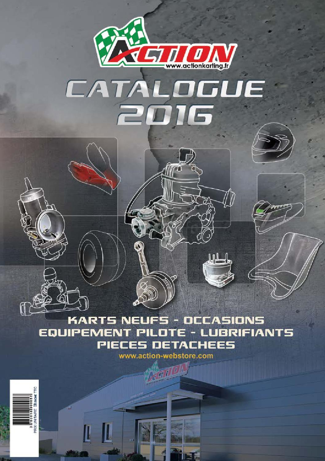 Catalogue Action Karting 2016 by Action Karting issuu