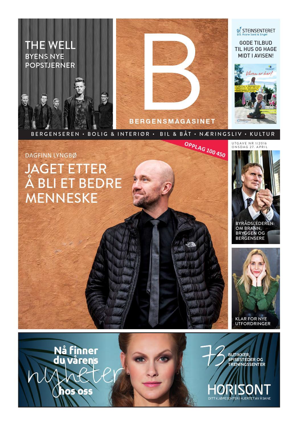 bab5891c6 Bergensmagasinet no 1 by Molvik - issuu