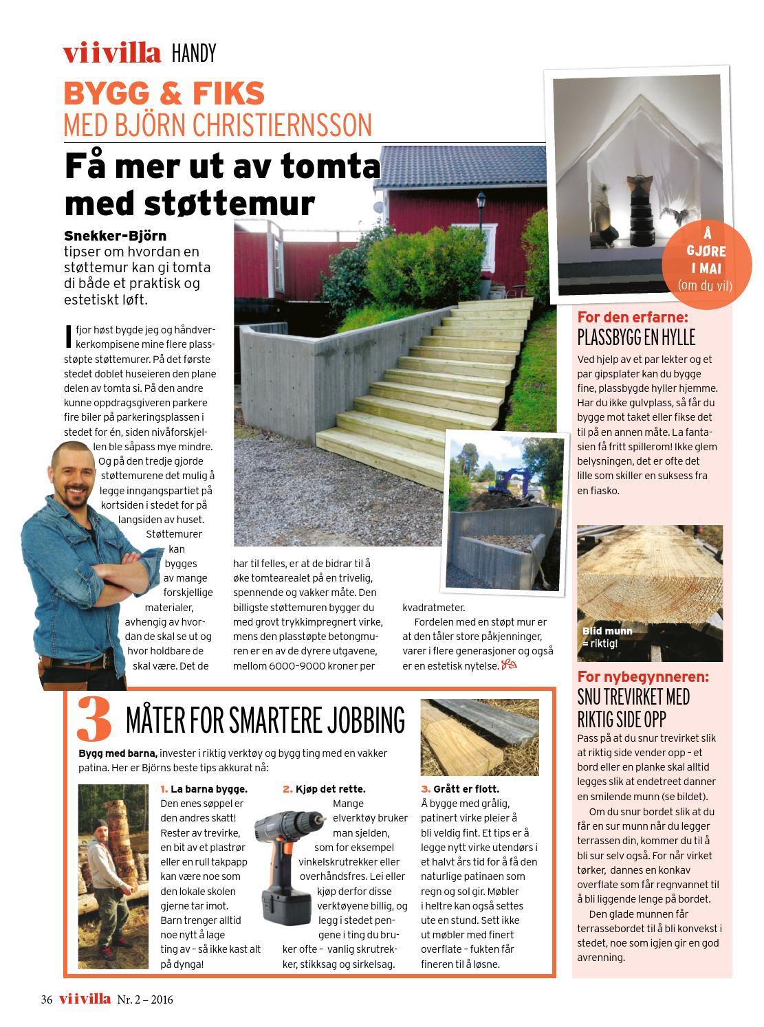 9c913c31d Vi i Villa 2-2016 by Bonnier Media - issuu