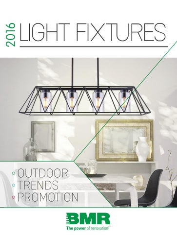 Light fixtures 2016  sc 1 st  Issuu & Catalogue luminaires 2016 by Groupe BMR - issuu azcodes.com