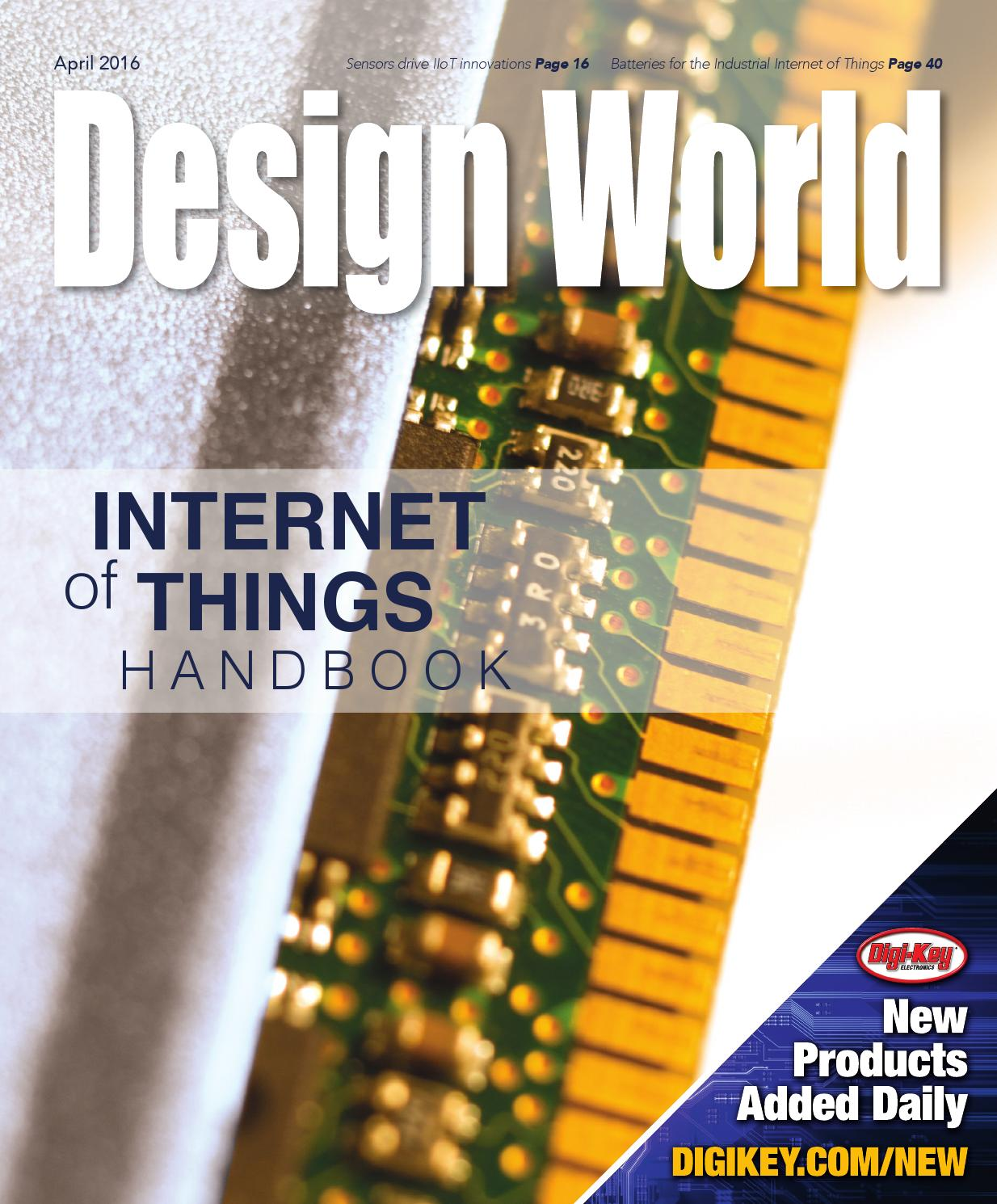 Internet Of Things Handbook 2016 By Wtwh Media Llc Issuu Inductive Sensor Circuit 1 10 From 40 Votes 2