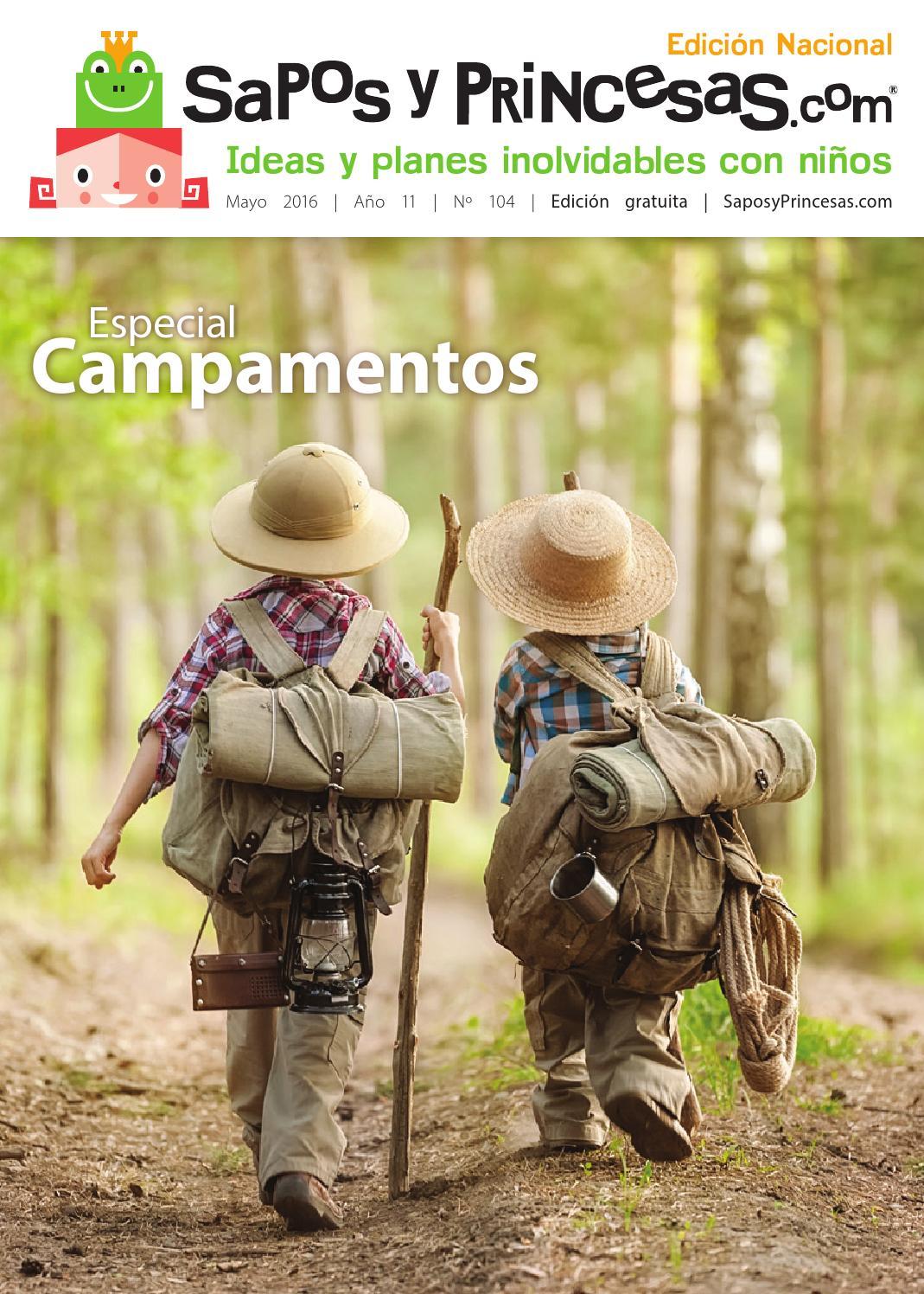 104 Sapos y Princesas Mayo 2016 by SAPOS Y PRINCESAS - issuu