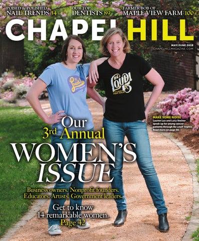 81699f3bbf Chapel Hill Magazine May June 2016 by Shannon Media - issuu