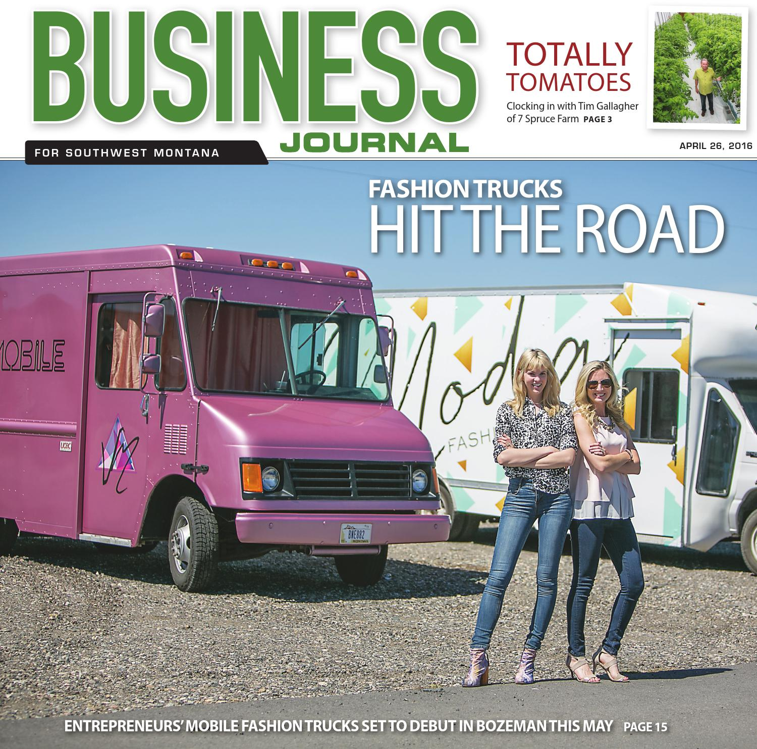 page_1 business journal april 2016 by bozeman daily chronicle issuu  at eliteediting.co