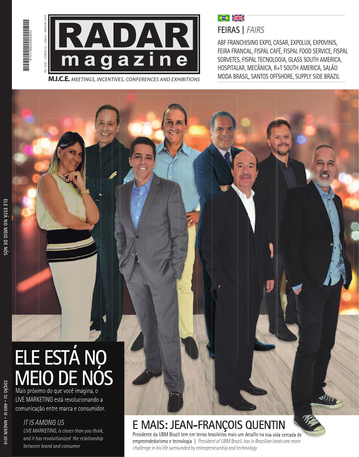 e69578619de79 Radar Magazine Ed. 32 by Grupo Radar   TV - issuu
