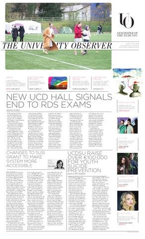 b32aa769147 VoL XXII - Issue 8 - Broadsheet by The University Observer - issuu
