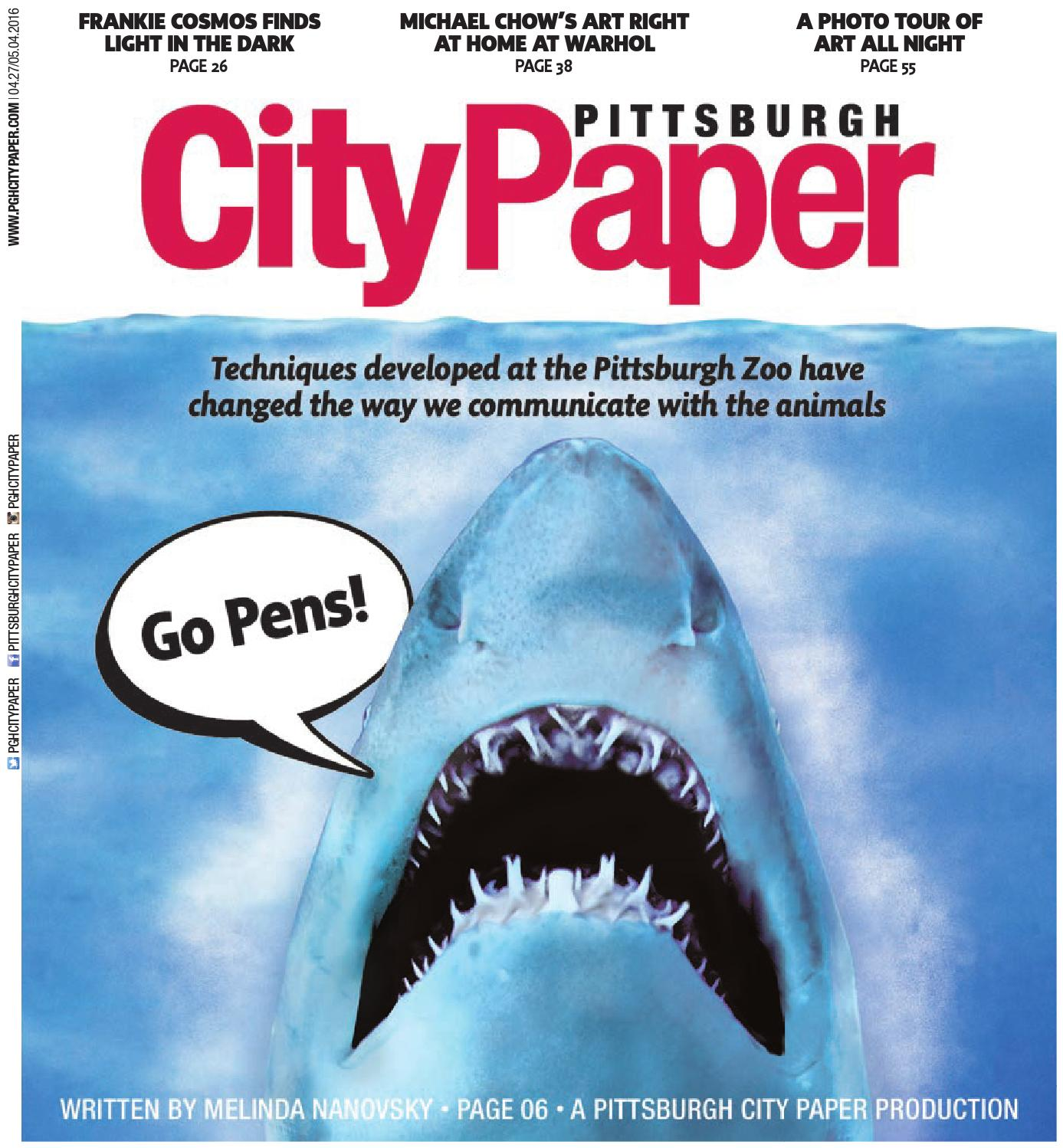 April 27 2016 Pittsburgh City Paper by Pittsburgh City Paper issuu