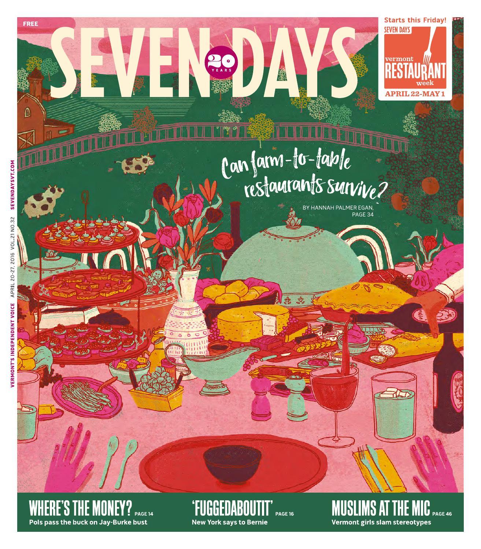 Seven Days April 20 2016 By Issuu Burnt Cinnamon Lemonhead Lip Smack Box